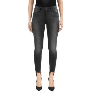 Articles of Society (Stephanie step hem) in Black